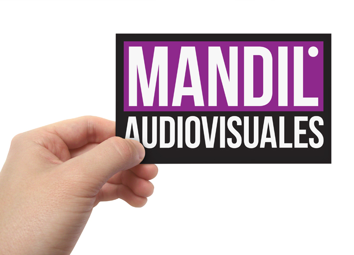 Mandil Audiovisuales (logotipo)